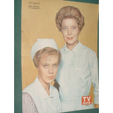 Television Poster Antiguo Nethune Conway Enfermeras Tvguia48