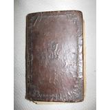 Biblia Antigua Año1874 En Alemán