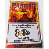 Comic Erótico: Cazador (no Lobo) 1995 #11. Ed. La Urraca