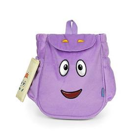 Dora La Exploradora Dora Mr.backpack Púrpura Morral De La F