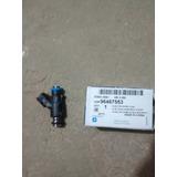 Inyector De Combustible Aveo Lt Original 96487553