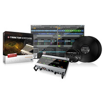 Kit Interface Time Code Placa Traktor Scratch Audio 10 N. I.