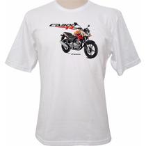 Camiseta Honda Cb 300r Repsol