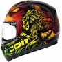 Casco Icon Alliance Majesty Talla Chica - Oferta