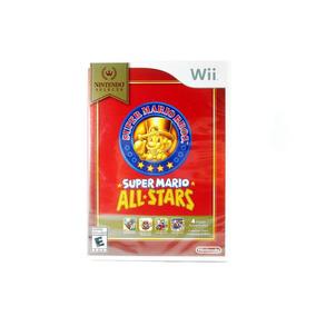 Super Mario All Stars 25th Nintendo Wii | Videogamers_ Nuevo