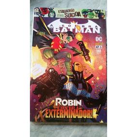 A Sombra Do Batman #47 Novos 52 - Lacradas
