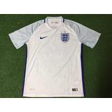 Camisa Oficial Seleção Inglaterra - Modelo I - Branca