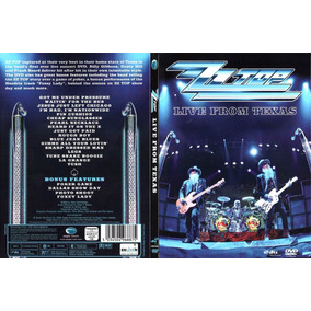 Zz Top - Live From Texas Dvd L