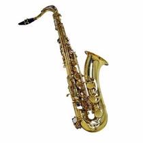 Sax.tenor Shelter Sgft6435l Sib Dourado, 09064 Musical Sp