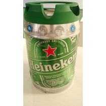 Barril De Chopp Heineken Vazio 5 L