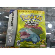 Pokemon Leafgreen Completa
