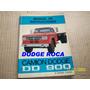 Manual De Instrucciones Dodge Camion Dd-900