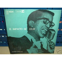 Sammy Davis Jr El Impacto De Sam Simple Argentino C/tapa