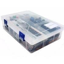 Arduino Uno Kit + Libro De Proyectos Pdf