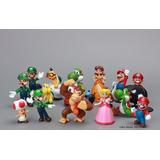 Completisima Coleccion De Figuras De Mario Bros Para Fans !!