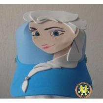 Gorras Frozen Princesas Elsa Anna Muñeco De Nieve Gorra Olaf