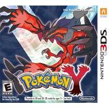Pokemon Y Nintendo 3ds Fisico Nuevo Sellado 20% Off Oferta