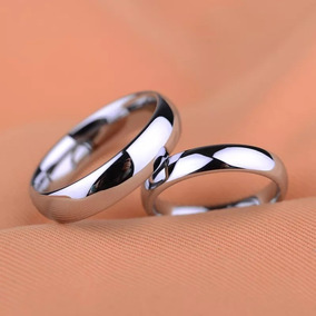 Par De Aliança De Namoro Compromisso De Aço Inox Do 13 Ao 29