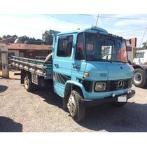 Caminhão 3/4 Mb L 608 Carroceria