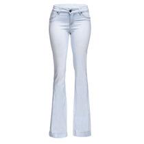 Calça Jeans Feminina Flare Slim Scalon Bebel 140022