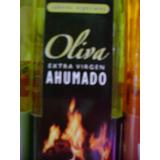 Aceite De Oliva Ahumado Botella De Vidrio X 500 Ml