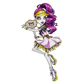 Monster High Spectra Hija De Un Fantasma