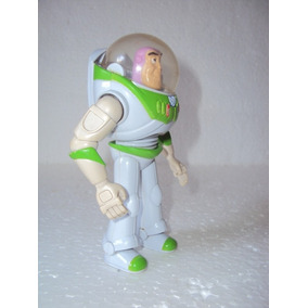 Boneco Buzz Lightyear Toy Story Disney Pixar Mcd