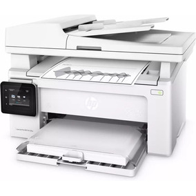 Impressora Hp Laserjet Pro Mfp M130fw + 1 Cartucho Extra