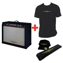 Amplificador Combo Guitarra Oneal Ocg 1201 (preto) + Kit One