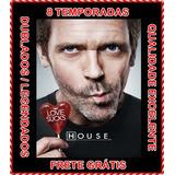 Serie Dr. House 8 Temporadas Com Frete Grátis