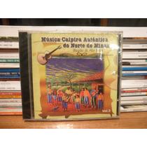 Cd Musica Caipira Autentica Norte De Minas 2 Novo Lacrado