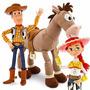 Toy Story - Woody, Jessie E Bala No Alvo Loja Disney Eua