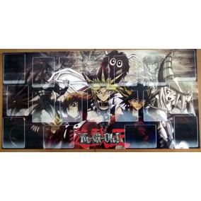 Playmat Yu-gi-oh (campo De Duelo) Personagens