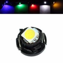 Led Colorido Pingo T4.7 Smd - Para Luz De Painel - Ekileds