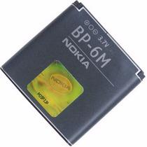 Bateria Pila Nokia Bp-6m Bp6m Nokia N73 3250 9300 6234 6233