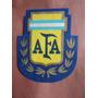 Afa 10 Parches Escudo Seleccion Nacional Argentina