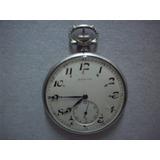 Antiguo Reloj De Bolsillo Zenith De Plata