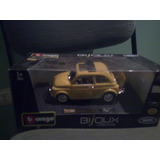 Fiat 500 Edicion Limitada. Burago Escala 1/24