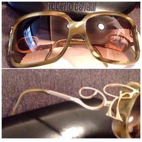 58529b506 Oculo Roberto Cavalli - Óculos De Sol, Usado no Mercado Livre Brasil