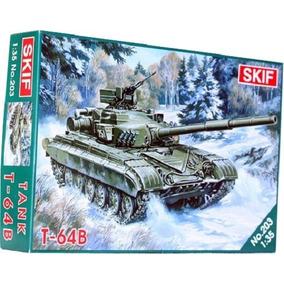 Skif 203 - Tanque Sovietico / Tank T-64 B - Escala 1/35