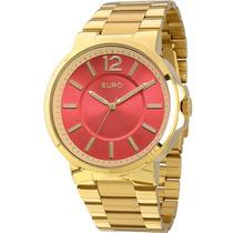 Relógio Euro Feminino Opole Eu2035lxm/4r