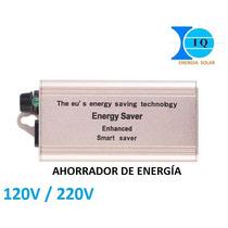 4 Ahorradores De Energía 110v /220v, Envío Gratis.