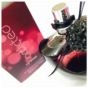 Cy Zone Perfume Addicted Lbel 50ml Esika Cyzone Original