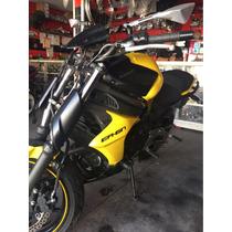 Peça Para Kawasaki Er6n 2013 .