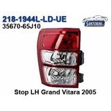 Stop Izquierdo Grand Vitara Suzuki 2008 - 2010 Depo