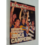El Grafico Extra Nº 60 - Boca Juniors Campeon Supercopa 1989