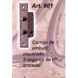 Cerrojo Van2000 901 Placard Vandos Siper