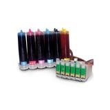 Sistema Continuo Para Epson R270 R290 1410 Rx610 C/ Tintas!