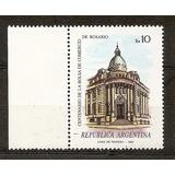 Argentina Bolsa De Comercio Rosario Mt 1471 Gj 2170 Año 1984