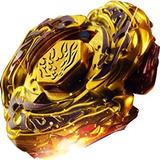 Juguete L-drago Destructor (destruir) Oro Metálicas Bl W393